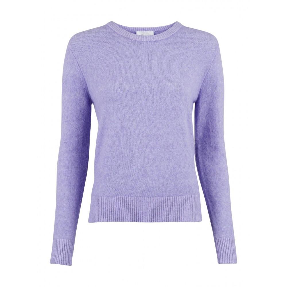 Dina Knit - Light lavender