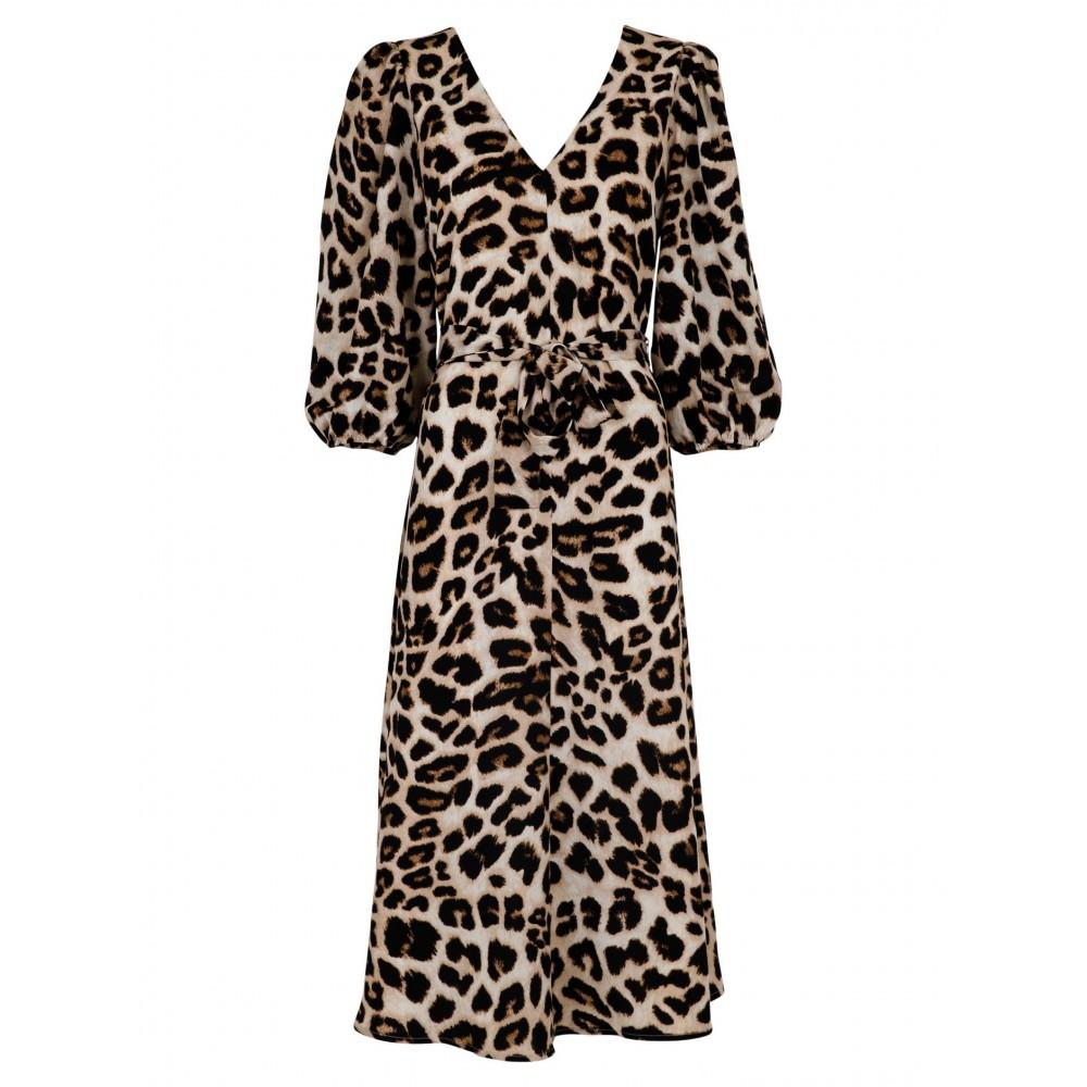 Manuelle Big Leo Dress