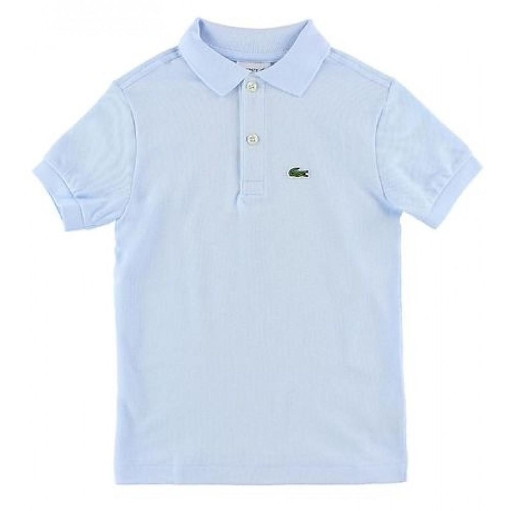 Lyseblå Polo T-shirt