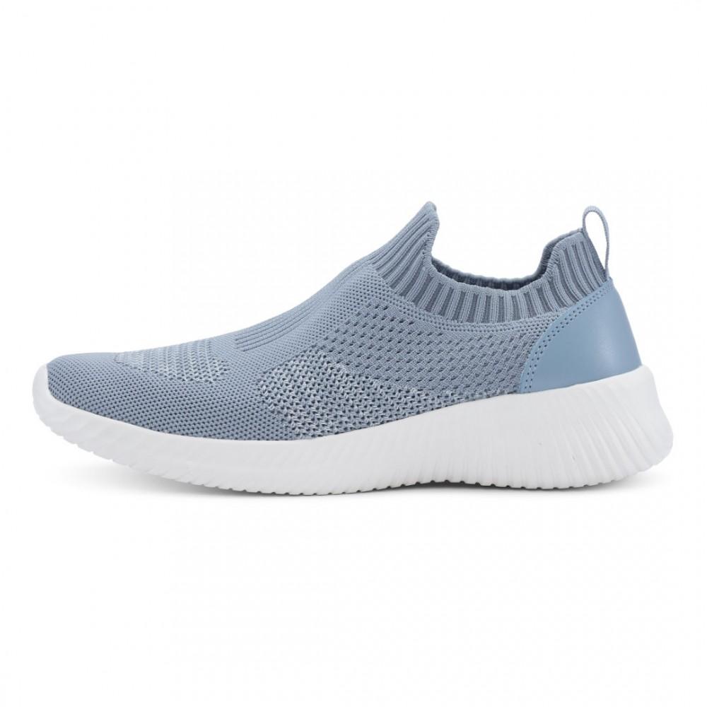 Knit Sock - light blue