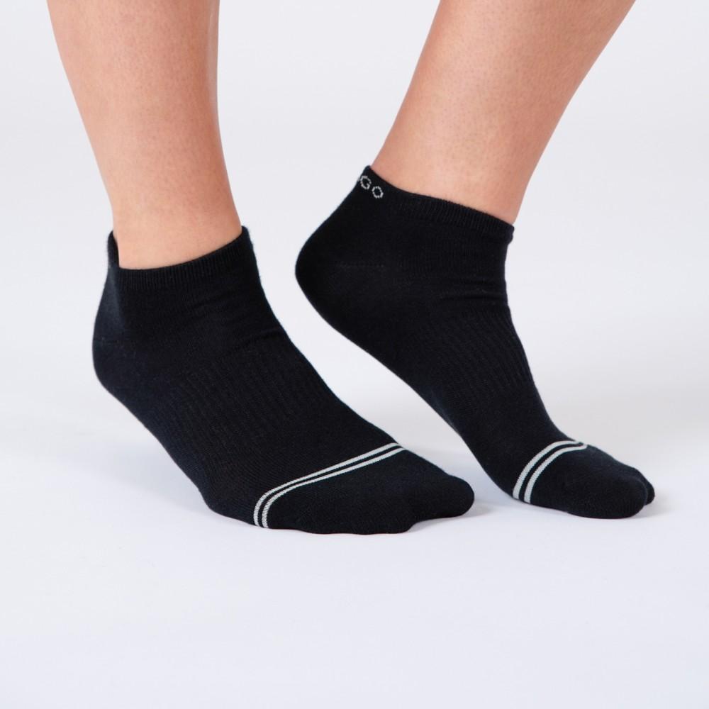 Bambu Socks Short Navy 41-45-01