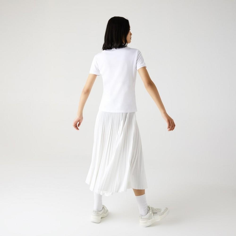 WomensLacosteSlimfitStretchCottonPiquePoloShirt-01
