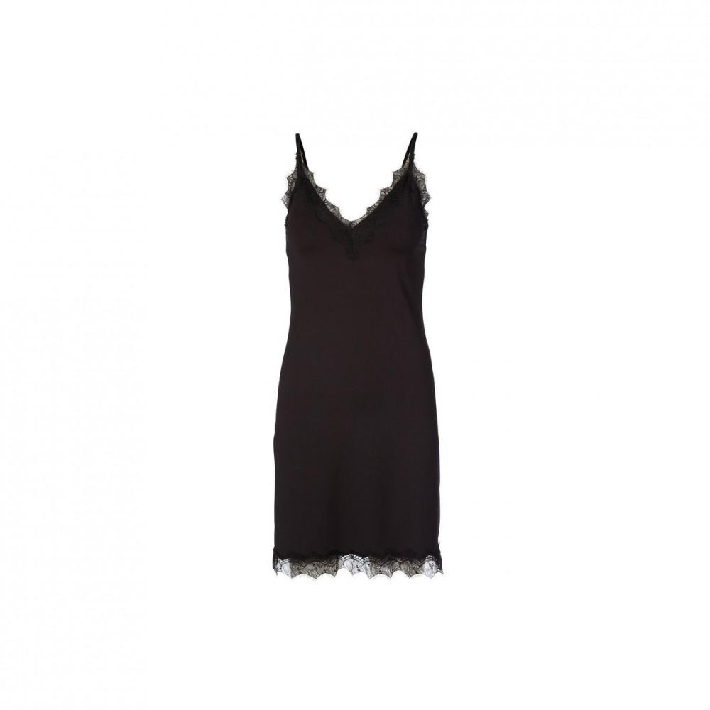Strap Dress Black