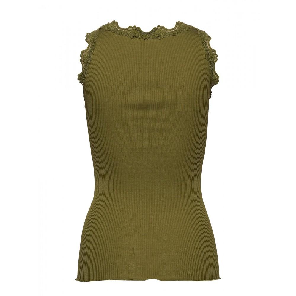 Silk top Medium w/wide lace-01