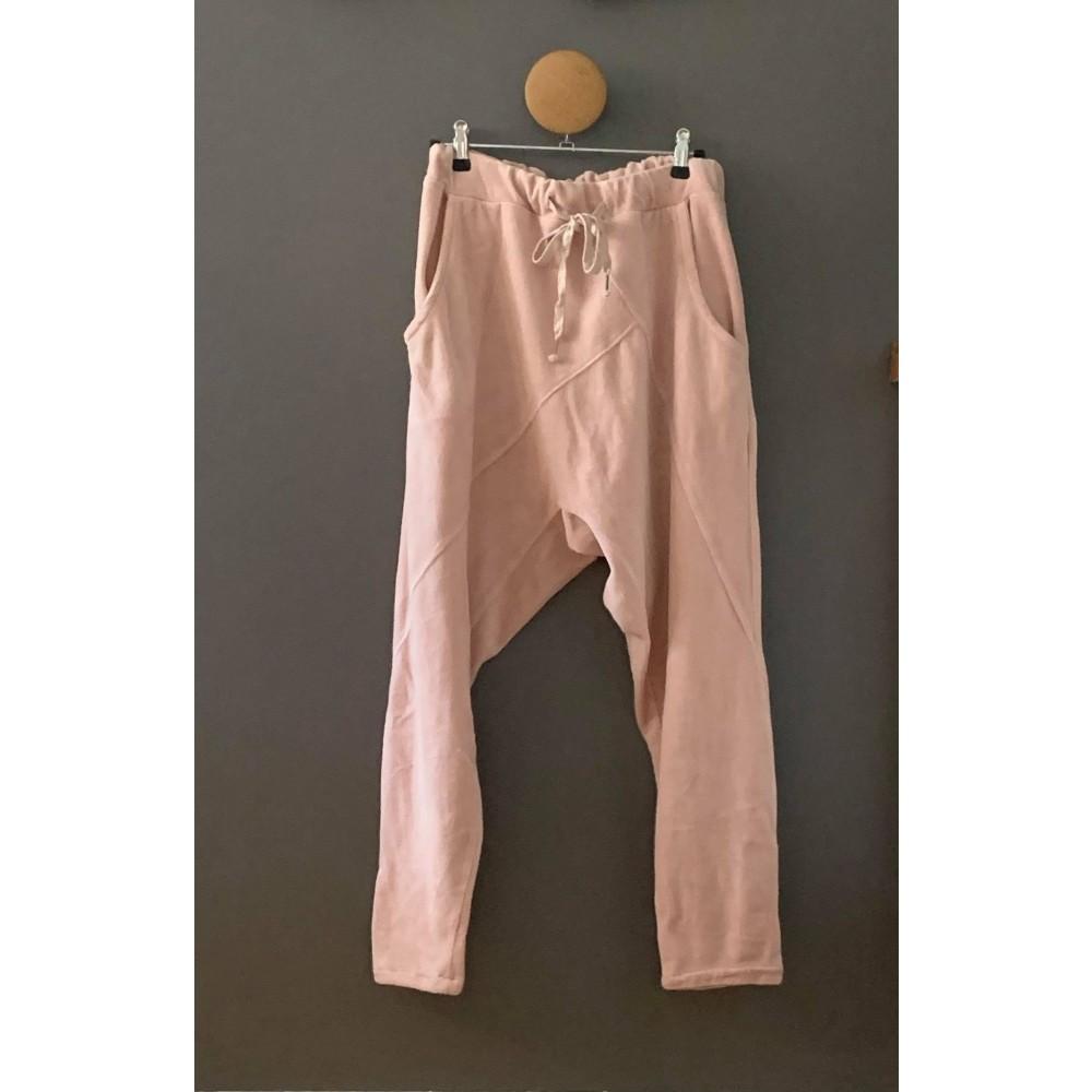 Baggy pant - rosa