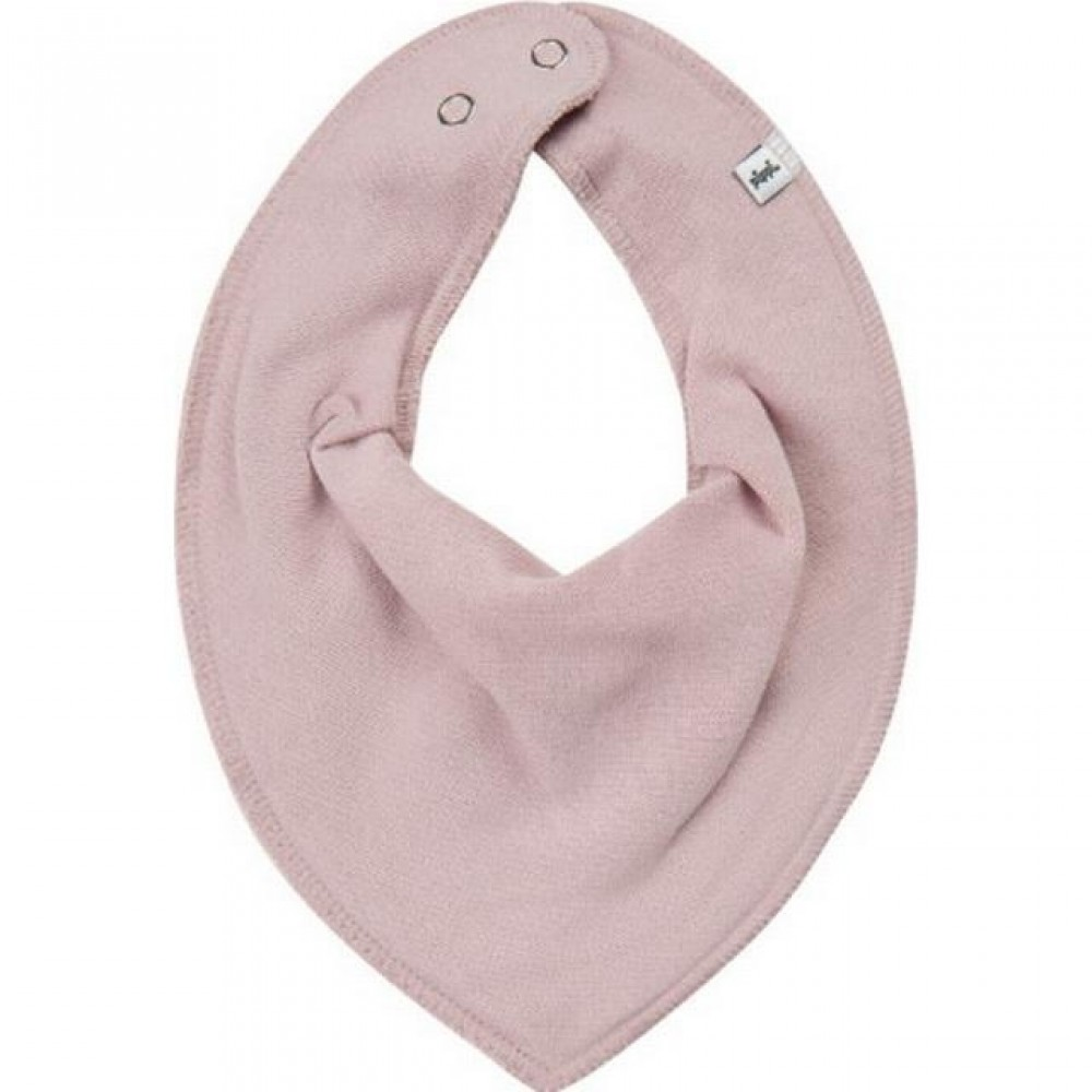 Bandana Bib - absorbent - rosa