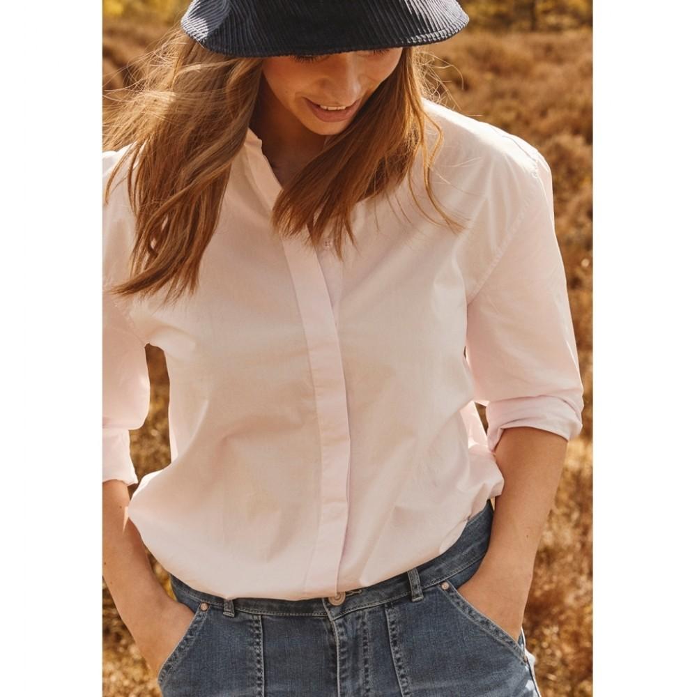 Bellis Long Shirt - lyserød