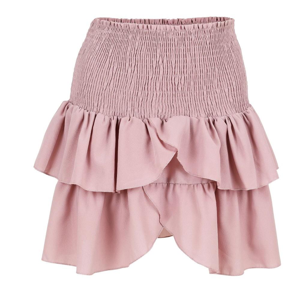 Carin skirt - misty rose