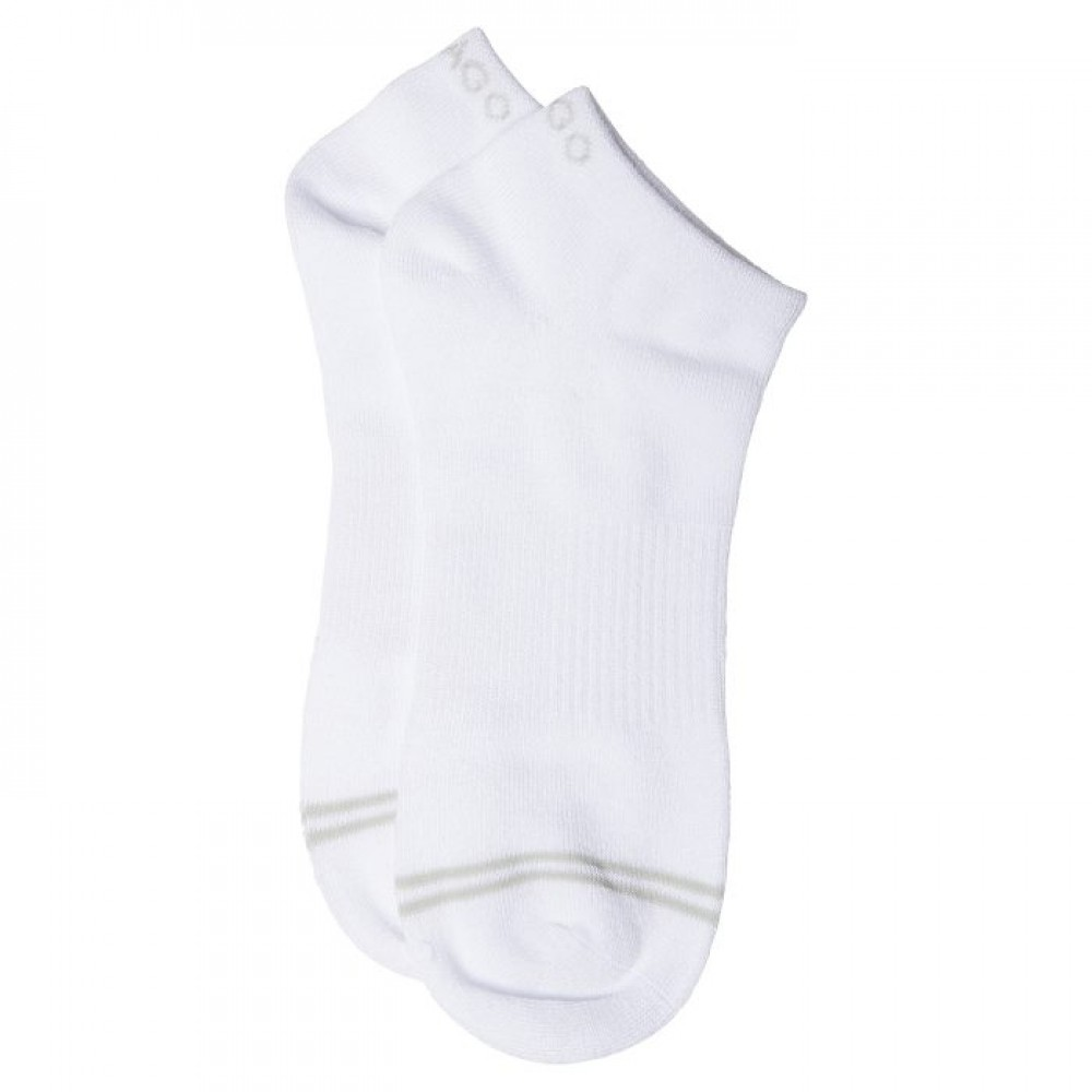 Bambu Socks Short White 41-45