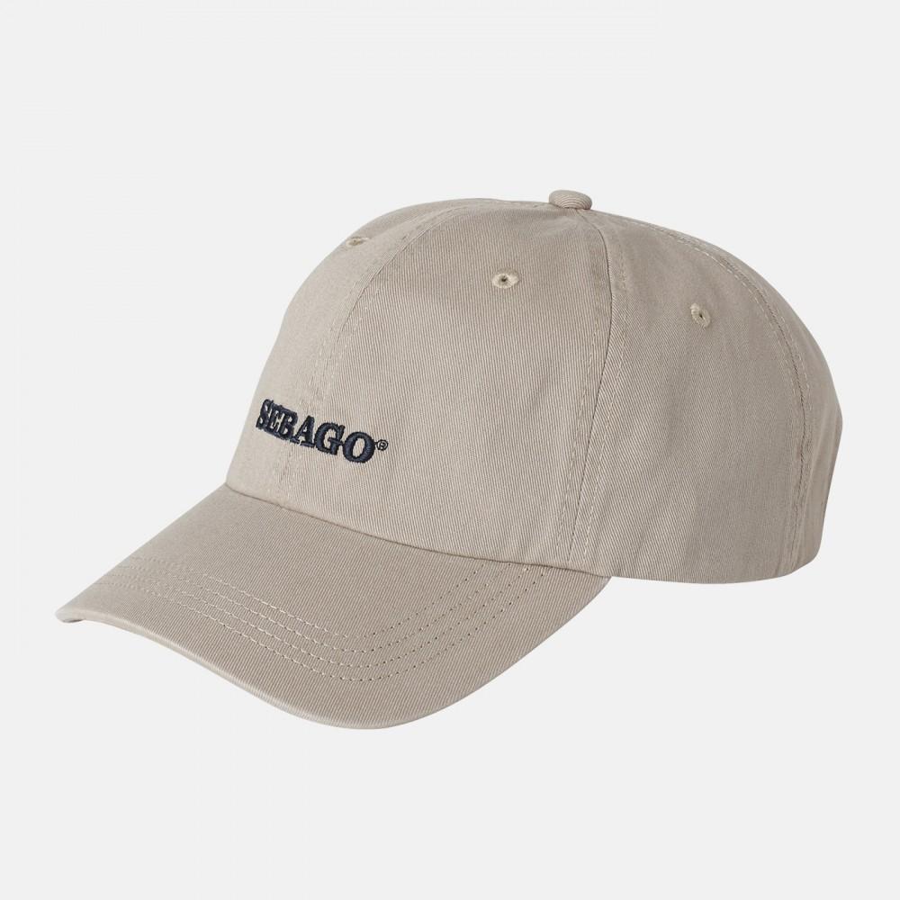 Classic logo cap - sand
