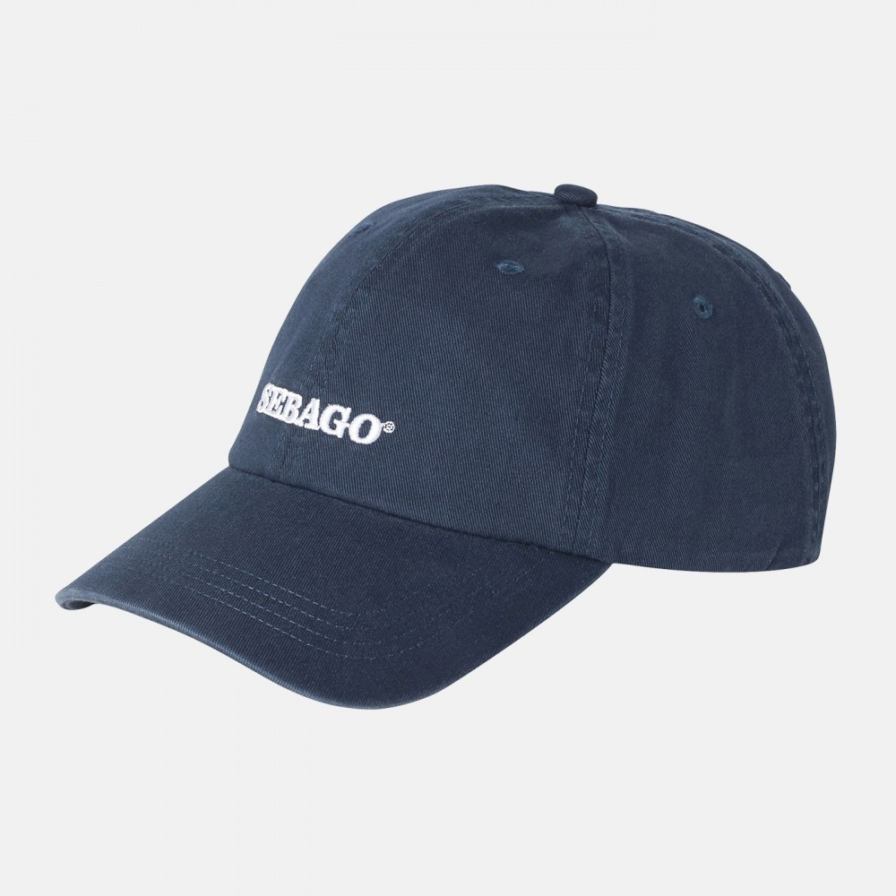 Classic logo cap - navy