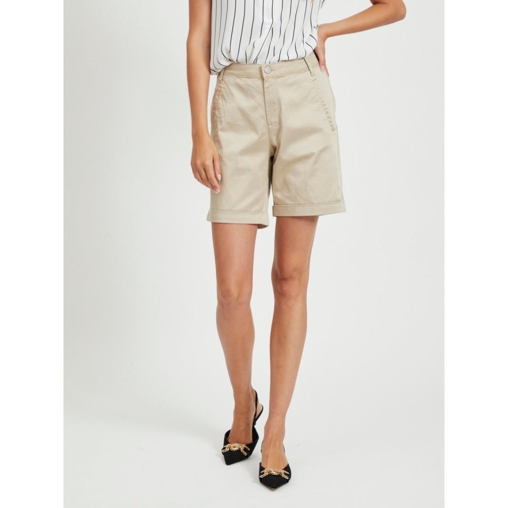 Vichino new shorts - soft camel