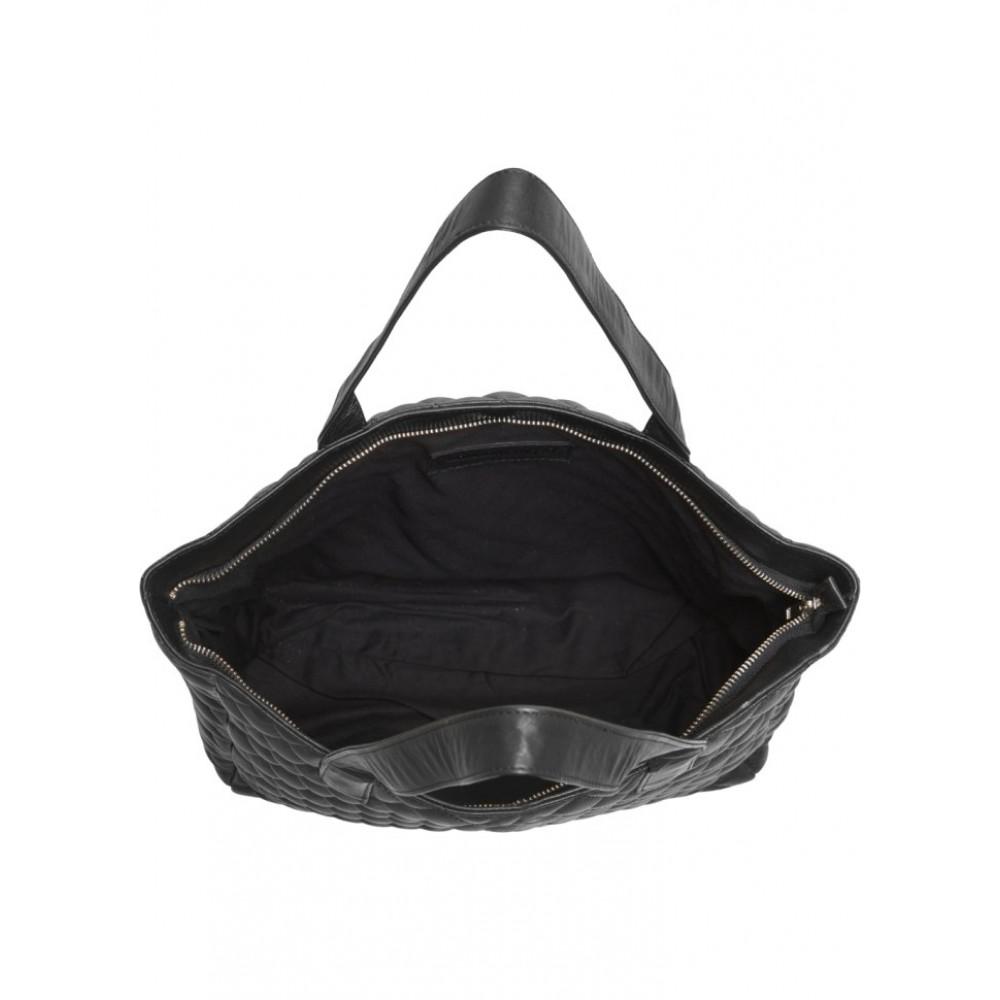 Jada shopper, black-01