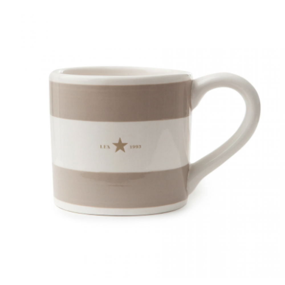 Earthenware Mug Beige-01