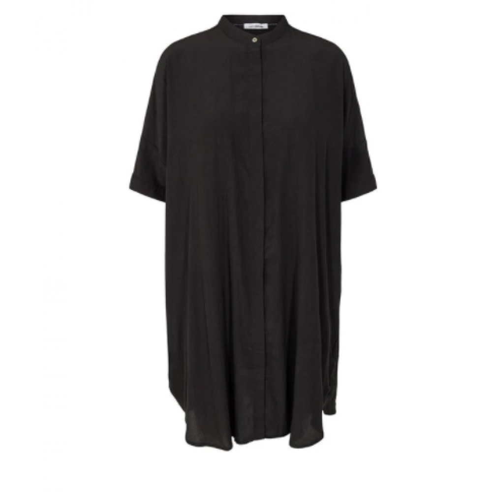 Sunrise Tunic Shirt, Black