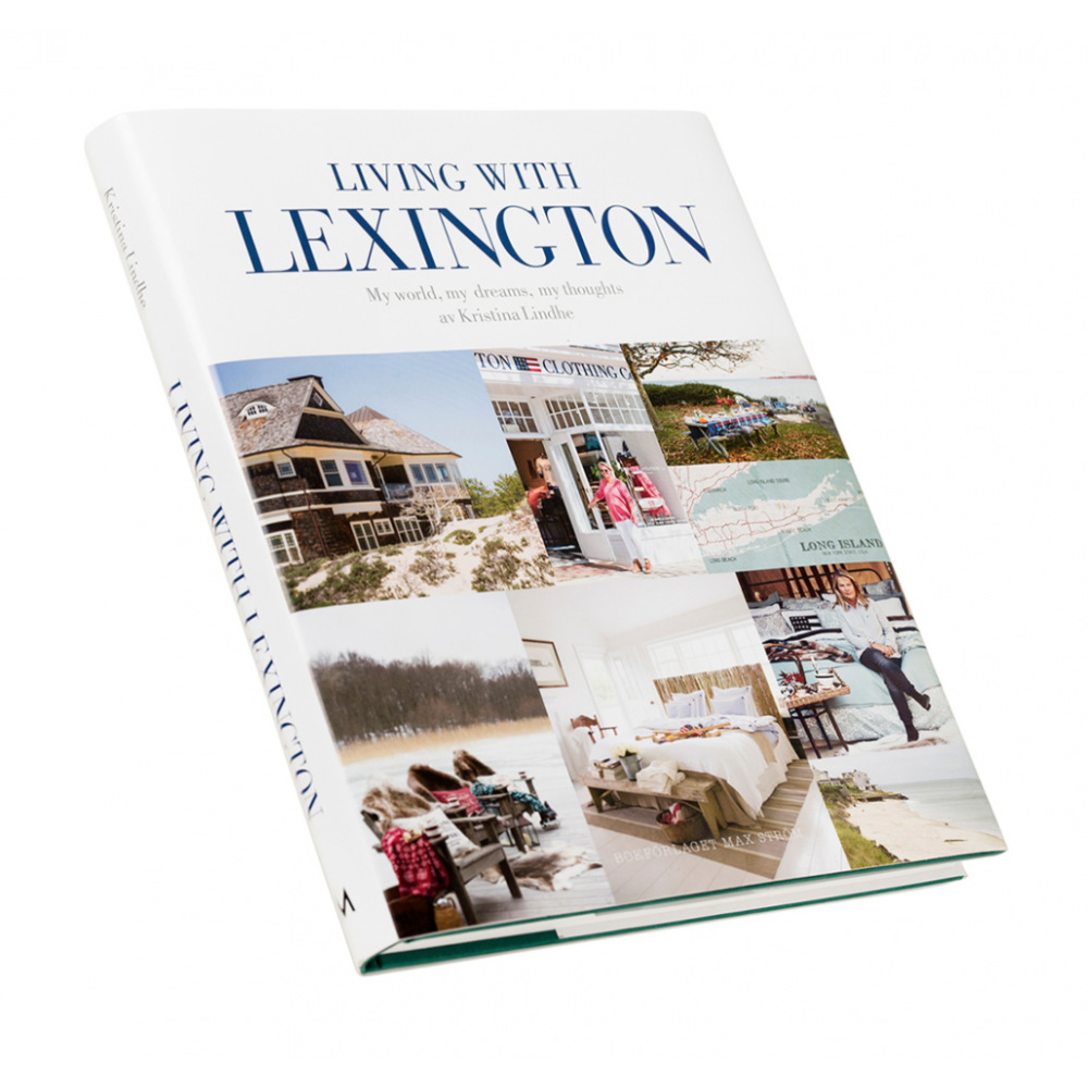 Living with Lexington, Book