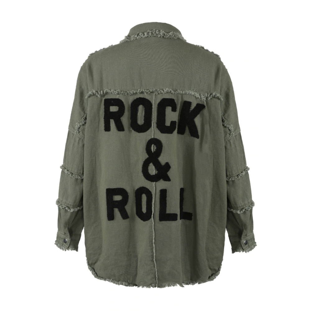 Rock & Roll jackets, Army