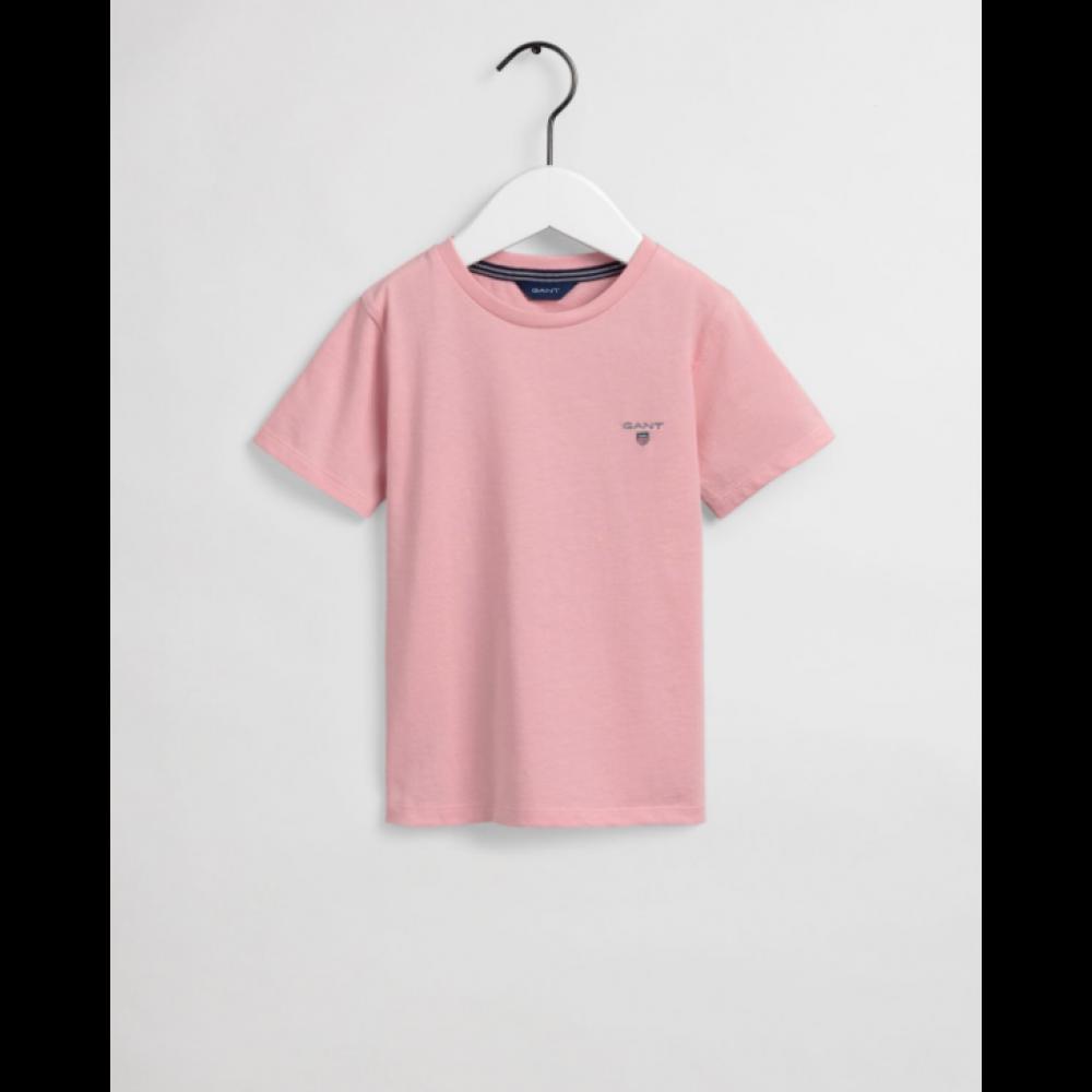 The original ss t-shirt kid - quartz pink