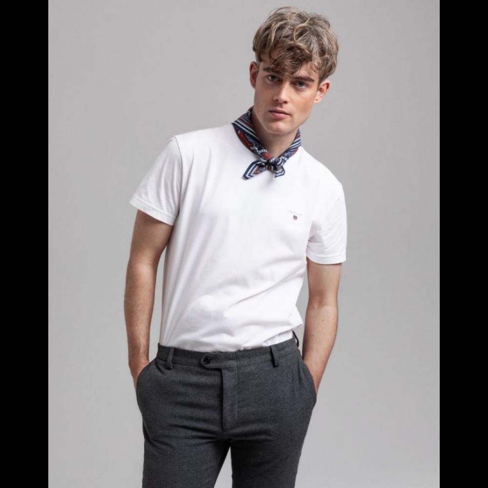 The original ss t-shirt - white