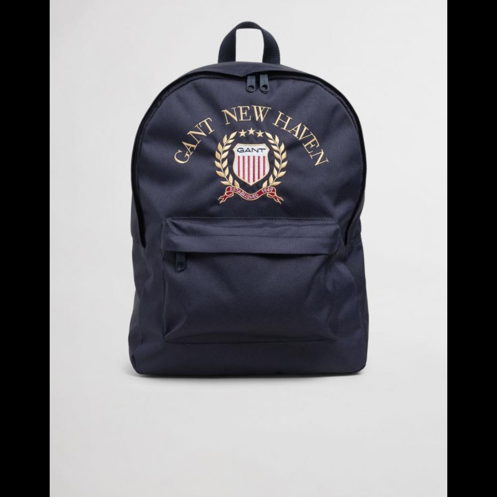 Crest backpack - Evening blue