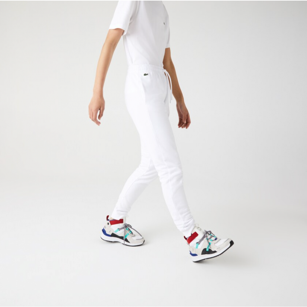 Lacoste joggingbuks - hvid