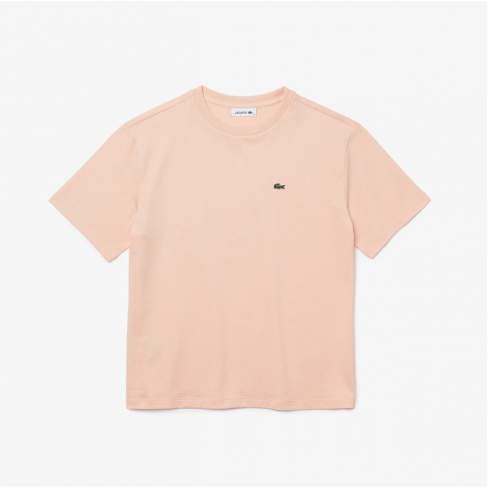 Lacoste t-shirt - light pink