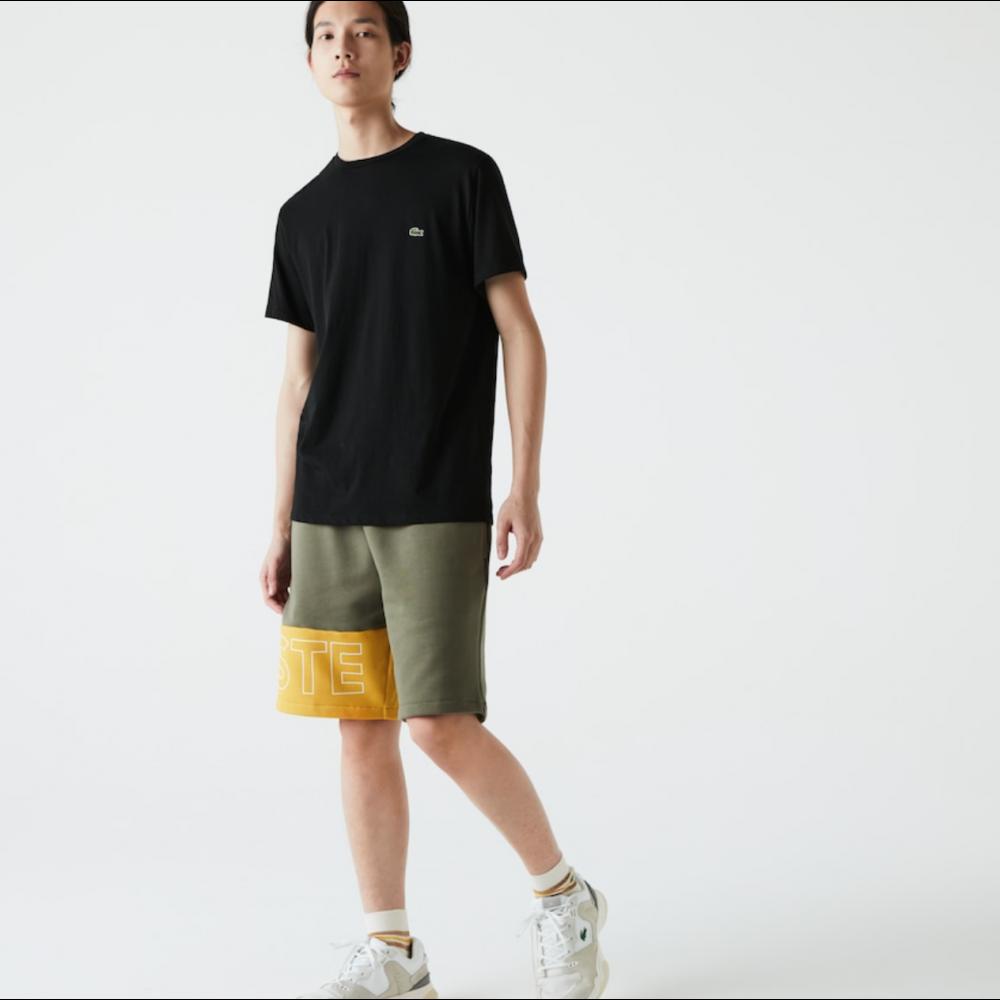 Lacoste t-shirt - black
