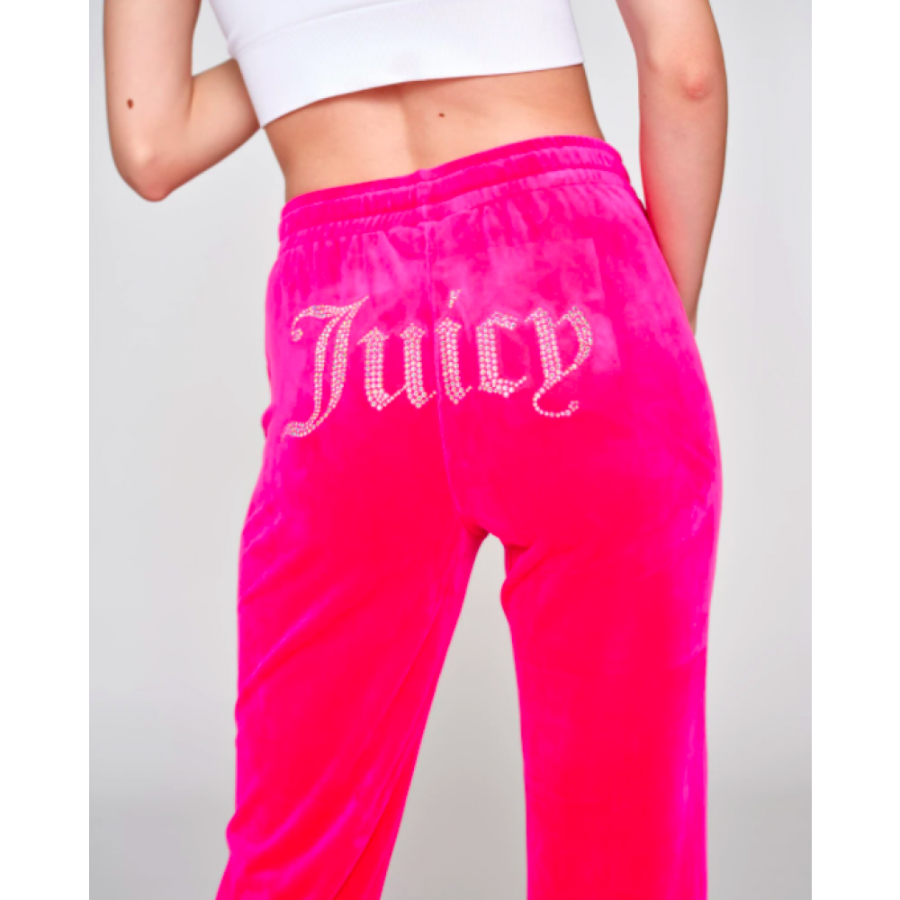 SS21 Juicy couture - Tina track pants - pink glo