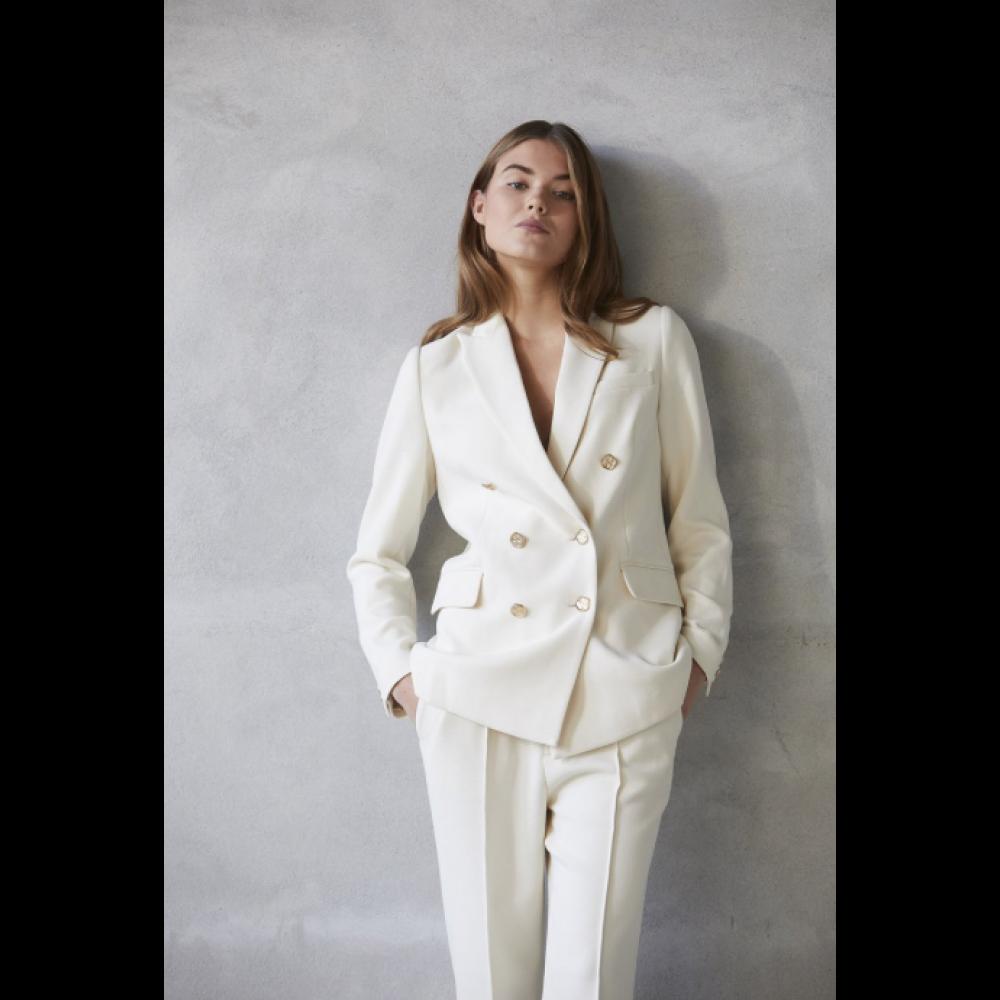 Viona blazer - off white