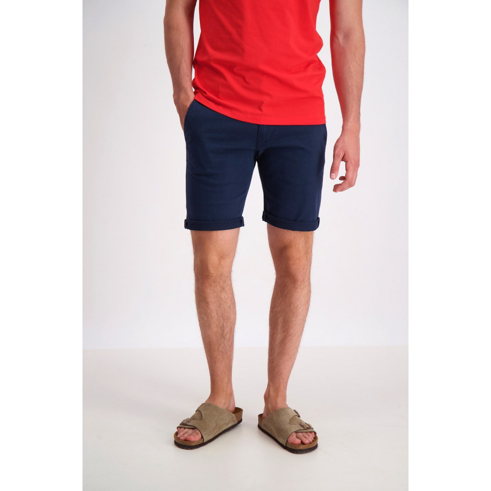 Chino shorts superflex - Blue