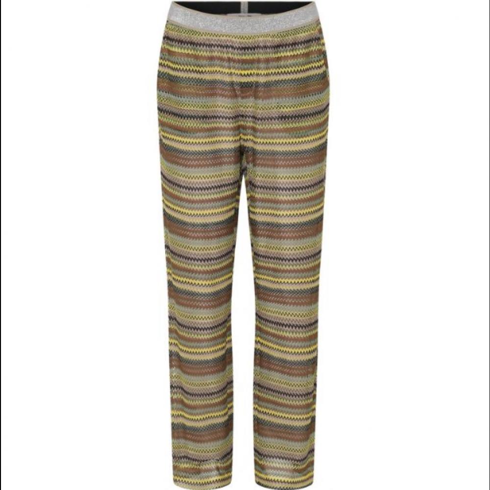 Jackson pant - multi color knit