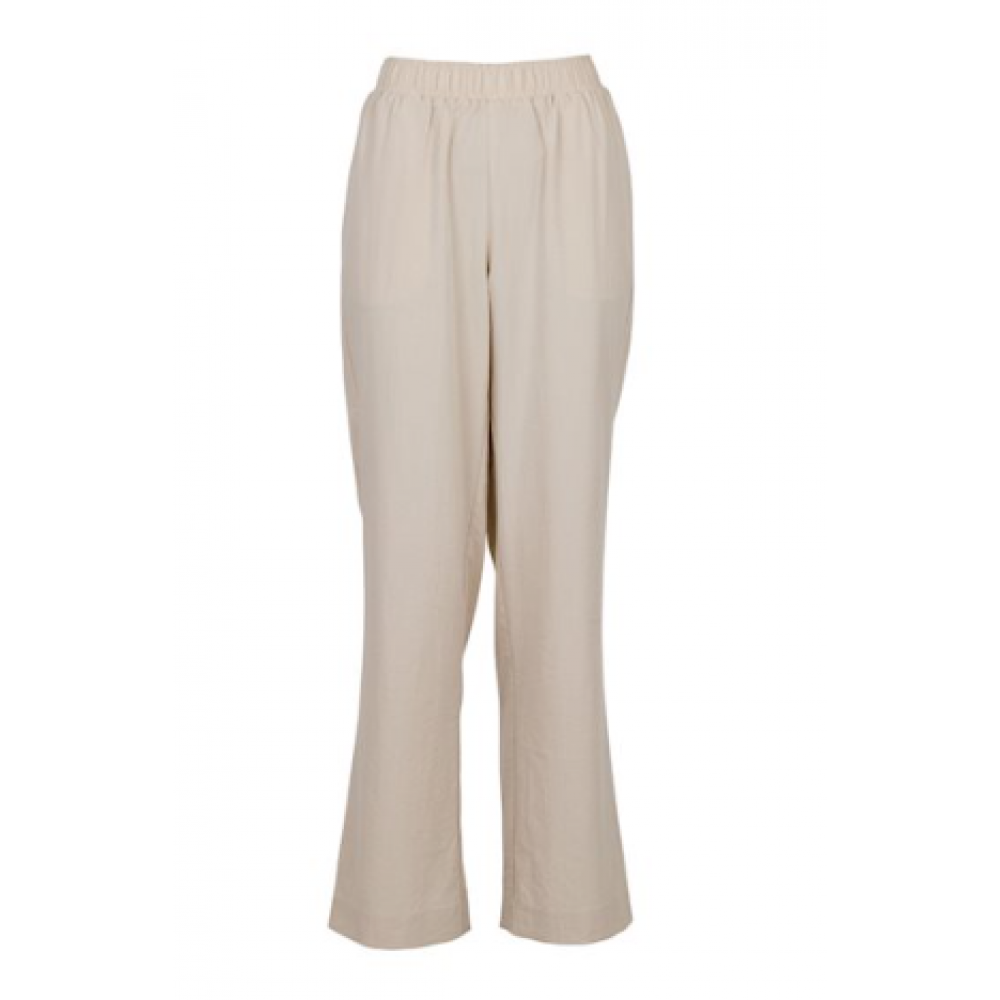 Neo noir Astra solid pants - Sand