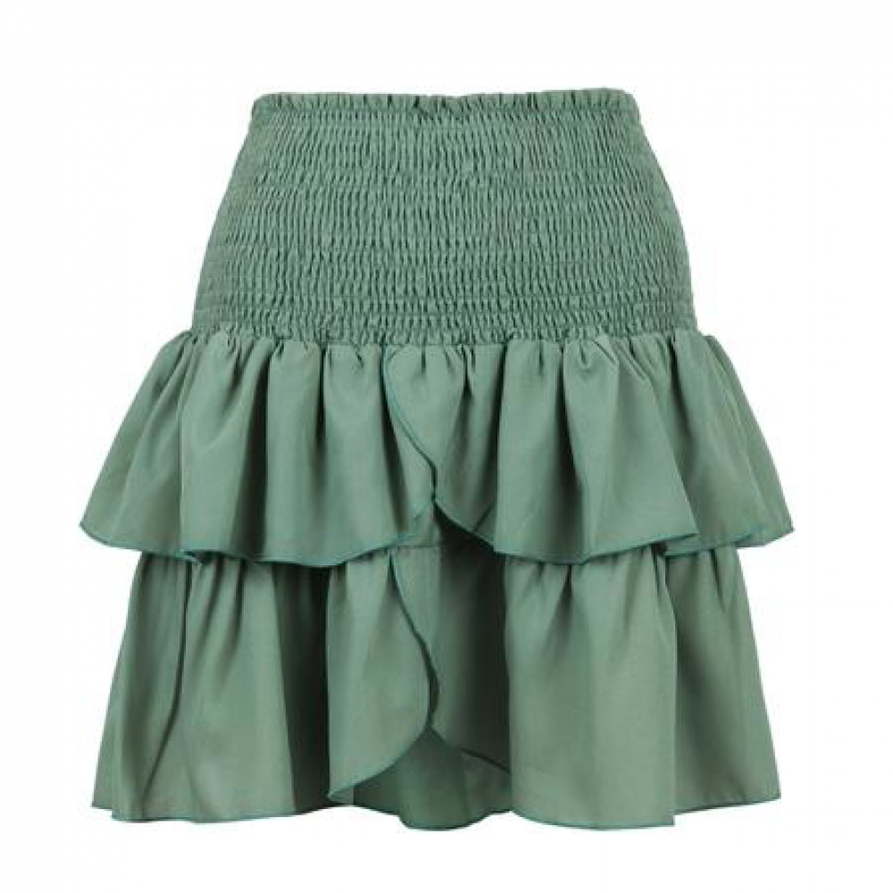 Carin skirt - Balsam green
