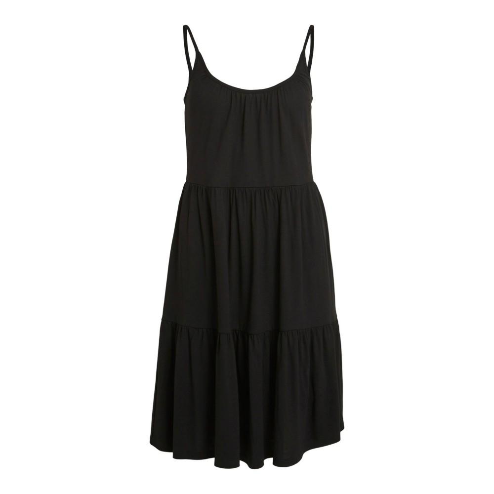Vilene S/L dress - black