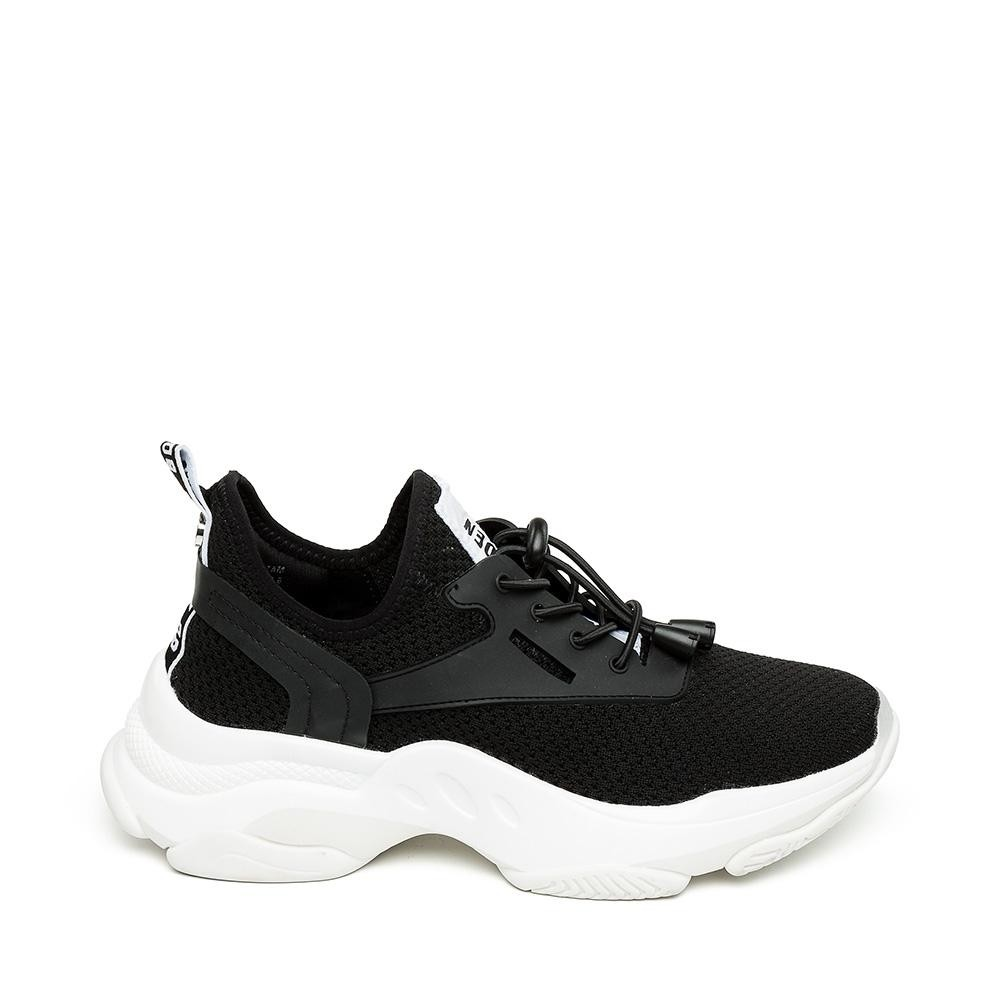 Match - sneakers, black fabric