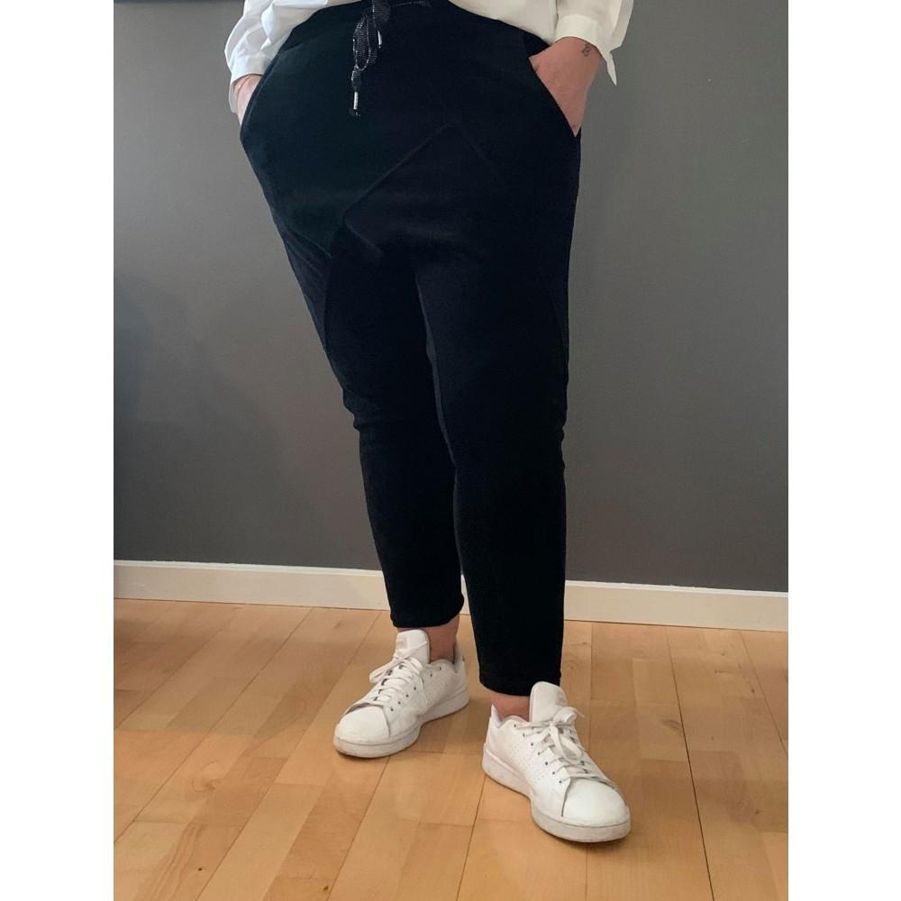 Baggy pant - black