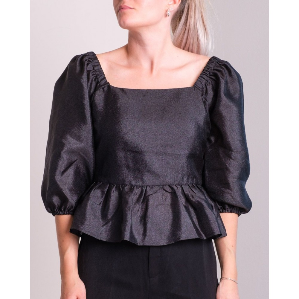 Kylie blouse - black