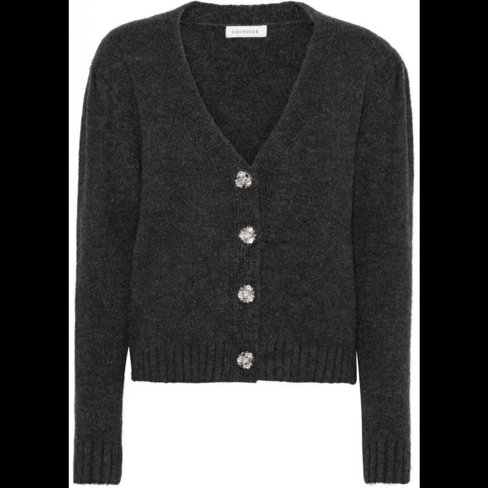 Trille cardigan - black