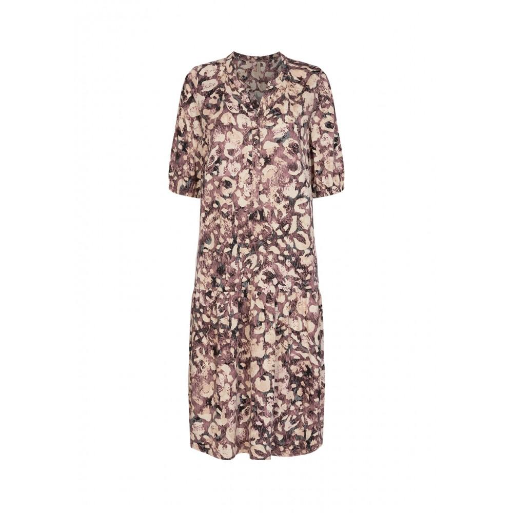 Soya Concept Felicity dress - blomme