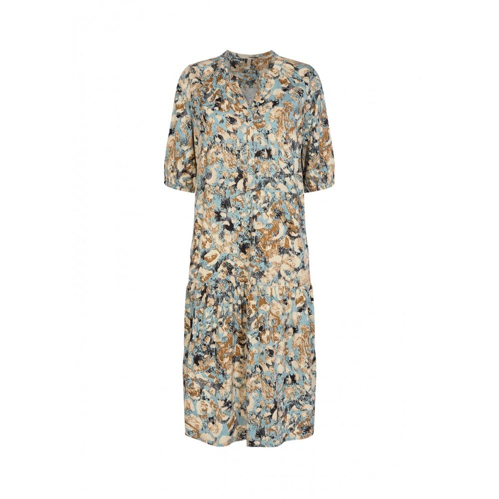 Soya Concept Felicity dress - blå