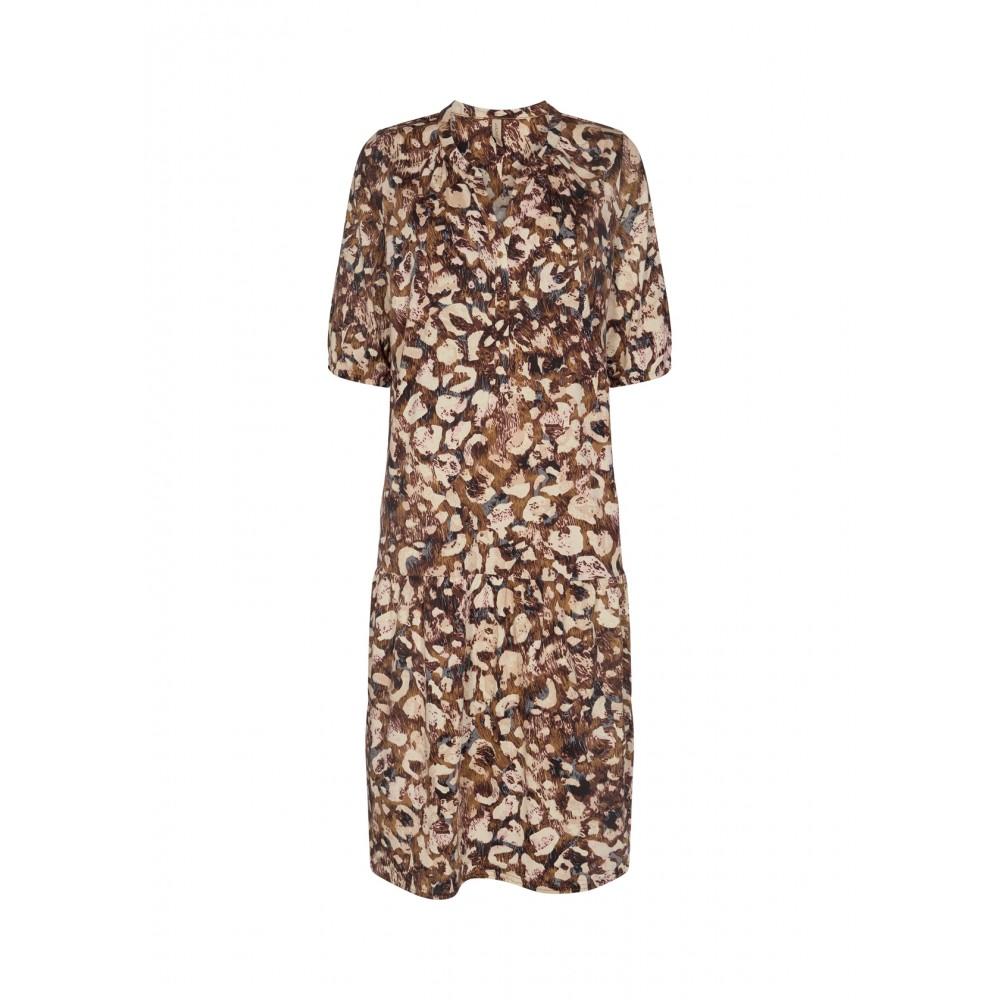 Soya Concept Felicity dress - brun