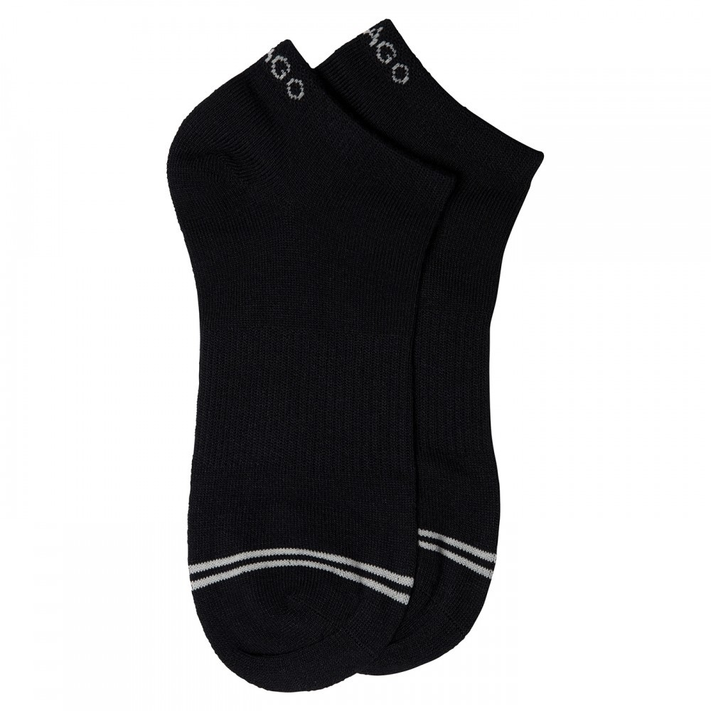 Bambu Socks Short Navy 37-40