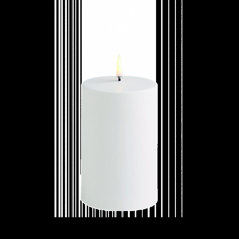 Pillar Candle, Udendørs, 7.8 x12.7 cm