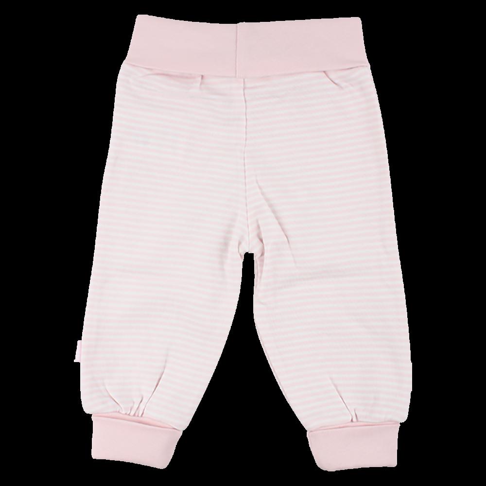 Fixoni Bukser lyserøde striber-01