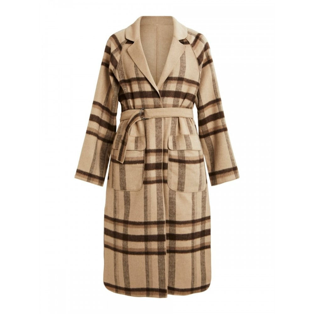 VIAMAS 2IN1 WOOL COAT