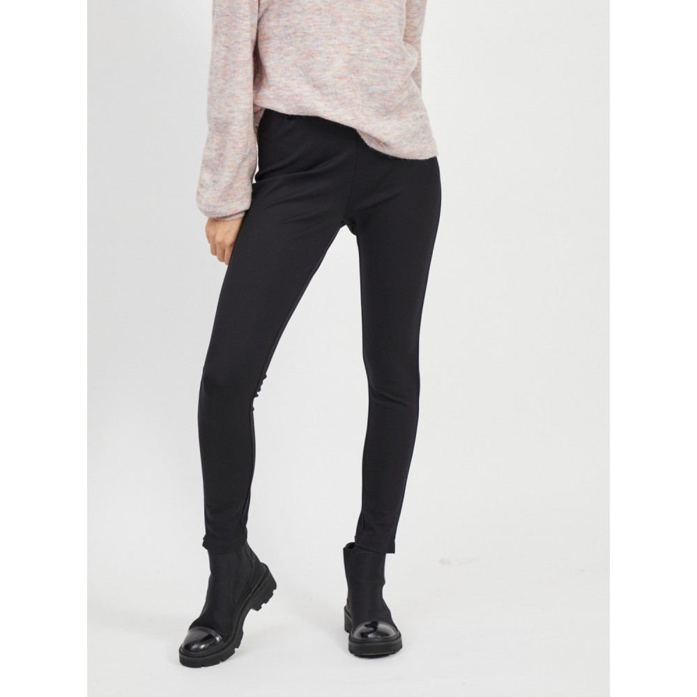 Viodina husk 7/8 legging - black