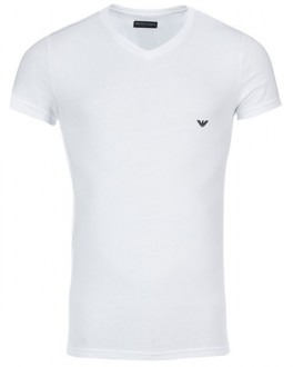 V Neck T-shirt S/Sleeve-20