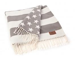 Flag Throw White/Grey-20