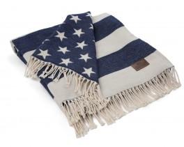 Flag Throw White/Navy-20
