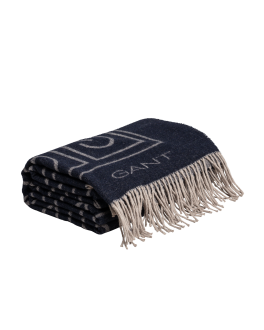 Gant Tæppe, Navy-20